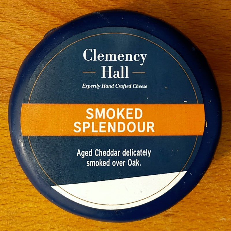 Cheese - Clemency Hall Smoked Splendour 200g