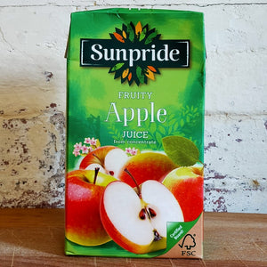 Fruity Apple Juice 1l - Sunpride