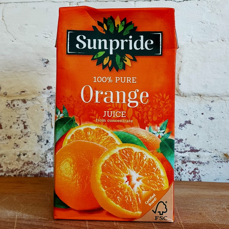 Fresh Orange Juice 1l - Sunpride