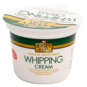Whipping Cream 250ml - Jersey Dairy