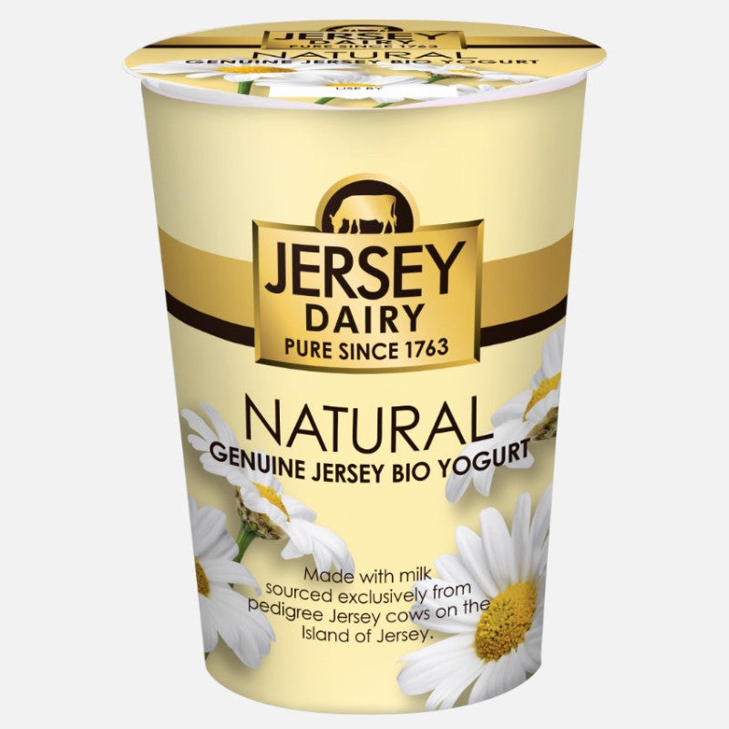 Yogurt Natural 500ml - Jersey Dairy