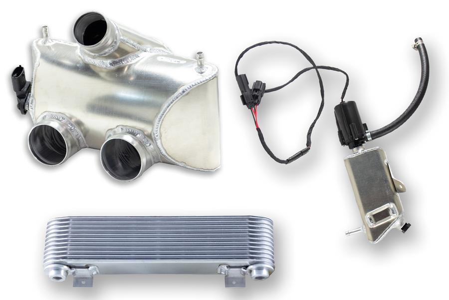 Expansion Packages for Polaris AXYS 850 (Agility or SideKick)