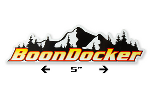 BoonDocker Decals