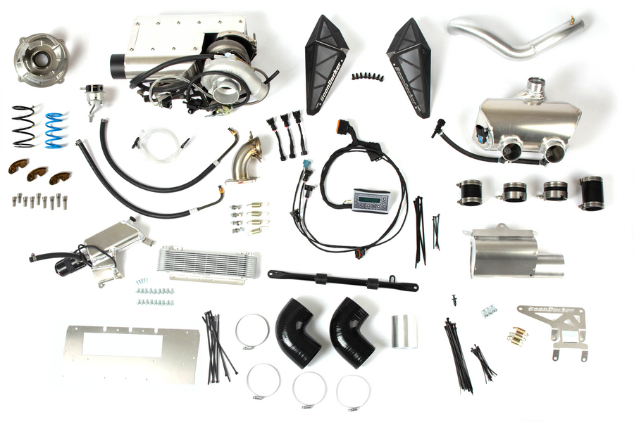 Agility ELITE High-Octane Turbo System for Polaris AXYS 800