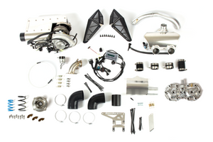 Agility ELITE Pump-Gas Turbo System for Polaris AXYS 850