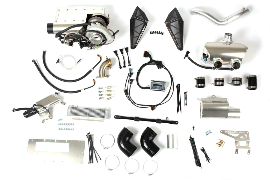 Agility Turbo System for Polaris AXYS 800