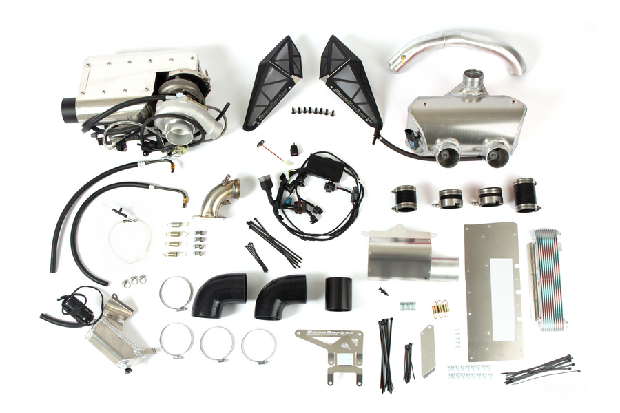 Agility Turbo System for Polaris AXYS 850