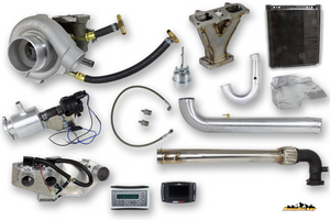 Turbo System for Polaris RZR XP-1000