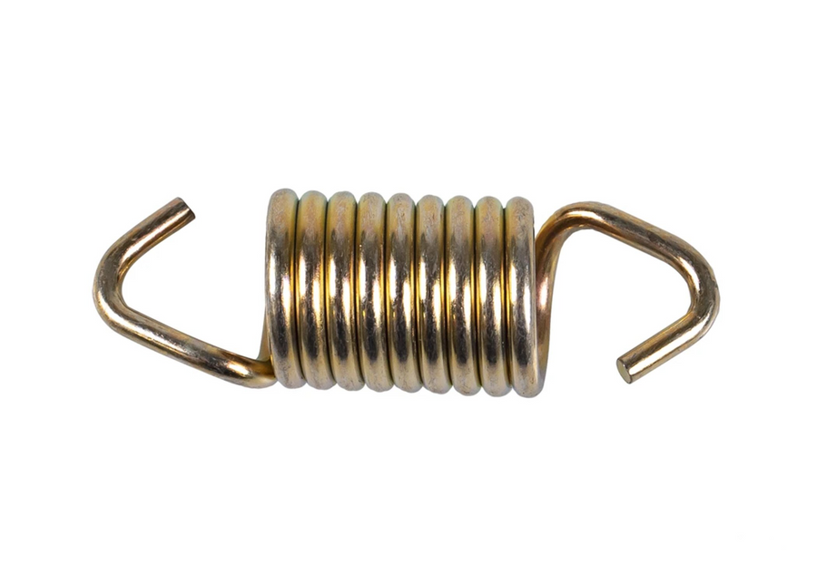 Gold Exhaust Springs