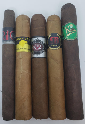 Big Bad-Ass III Cigar Sampler