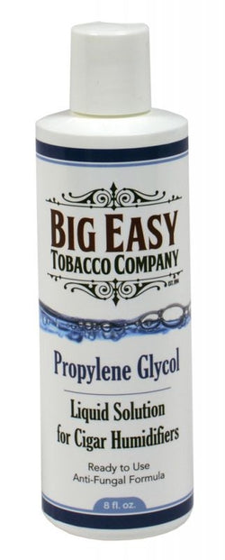 Big Easy Humidification Solution 8oz Bottle