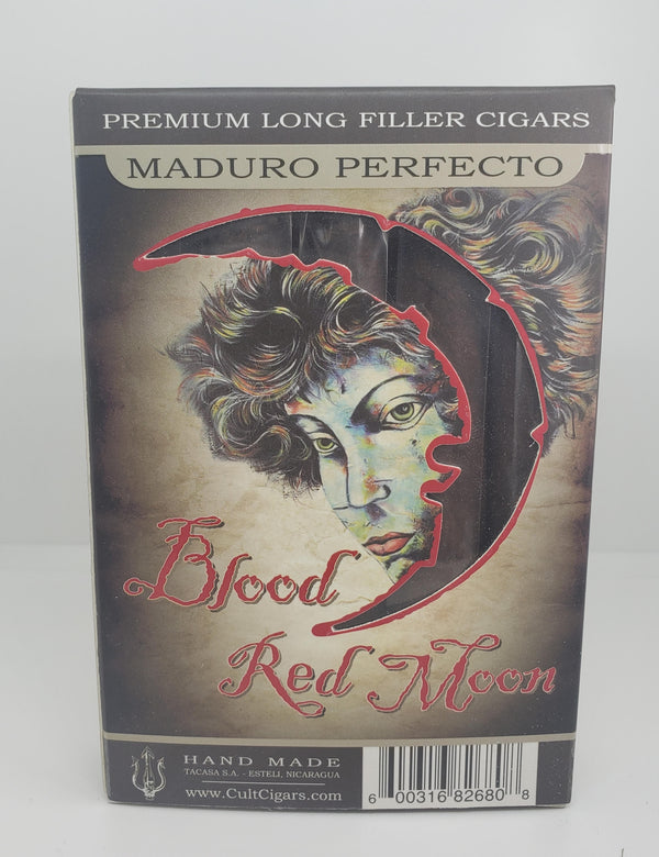 Red Blood Moon Maduro Pefecto