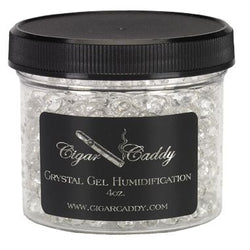Cigar Caddy Crystal Gel Jar