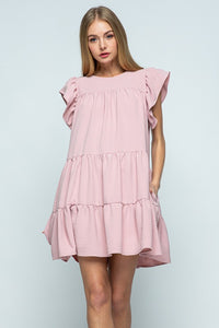 Blush Babydoll Dress | New Fashion Women Dresses, Swimwear, Shoes, and accessories online!