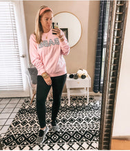 Load image into Gallery viewer, Babe Pink Sweatshirt