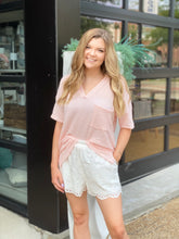 Load image into Gallery viewer, Pretty in Pink Top | New Fashion Women Dresses, Swimwear, Shoes, and accessories online!