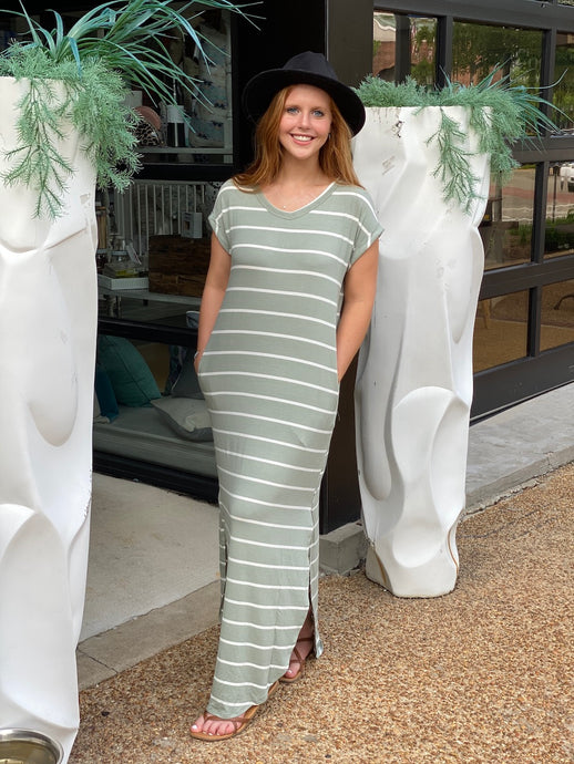 Allys Beach Maxi Dress freeshipping - Belle Isabella Boutique
