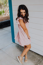 Load image into Gallery viewer, Blush Babydoll Dress | New Fashion Women Dresses, Swimwear, Shoes, and accessories online!