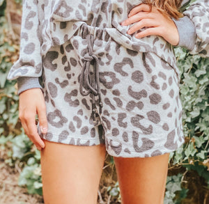 Leopard Print Loungewear Bottom | New Fashion Women Dresses, Swimwear, Shoes, and accessories online!