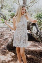 Load image into Gallery viewer, Fairytale White Lace Dress | New Fashion Women Dresses, Swimwear, Shoes, and accessories online!