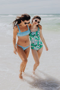 Palm Beach One-Piece Swimsuit | New Fashion Women Dresses, Swimwear, Shoes, and accessories online!