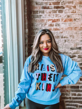 Load image into Gallery viewer, Raise Them Kind Sweatshirt freeshipping - Belle Isabella Boutique