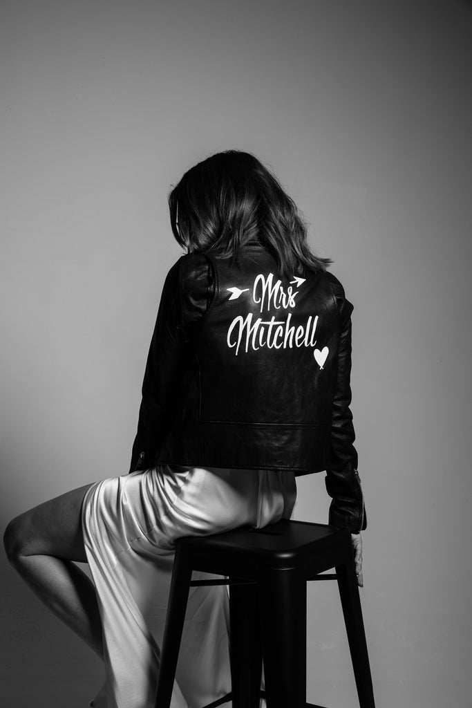 CUSTOM MRS JACKET - WINSTON WOLFE