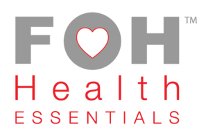 FOH Health Essentials logo