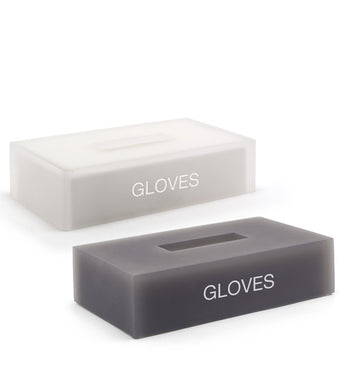 Nassau Rectangle Glove Box Cover - Ice or Smoke