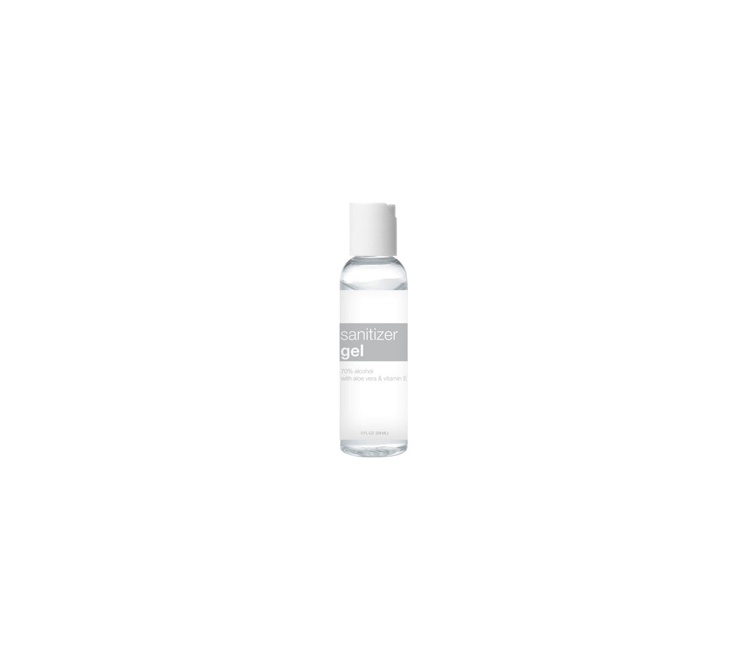 Custom 24 Pack Hand Sanitizer Gel (2oz)