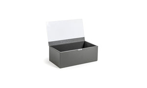 "9.5"" x 5.25"" Clear Top London Box"