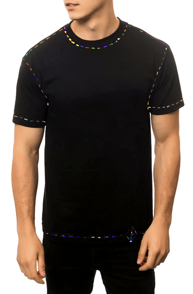 Jason Brickhill Hologram Stitch Tee