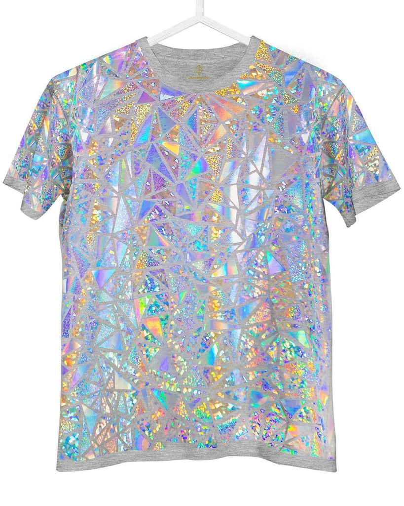 Holographic T-Shirt | JASON BRICKHILL