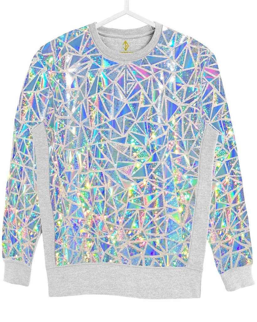 Holographic Sweater | JASON BRICKHILL
