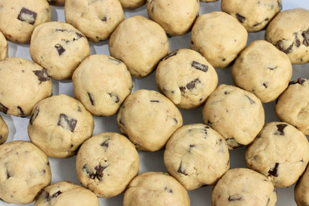 Take n Bake Cookie Dough Balls