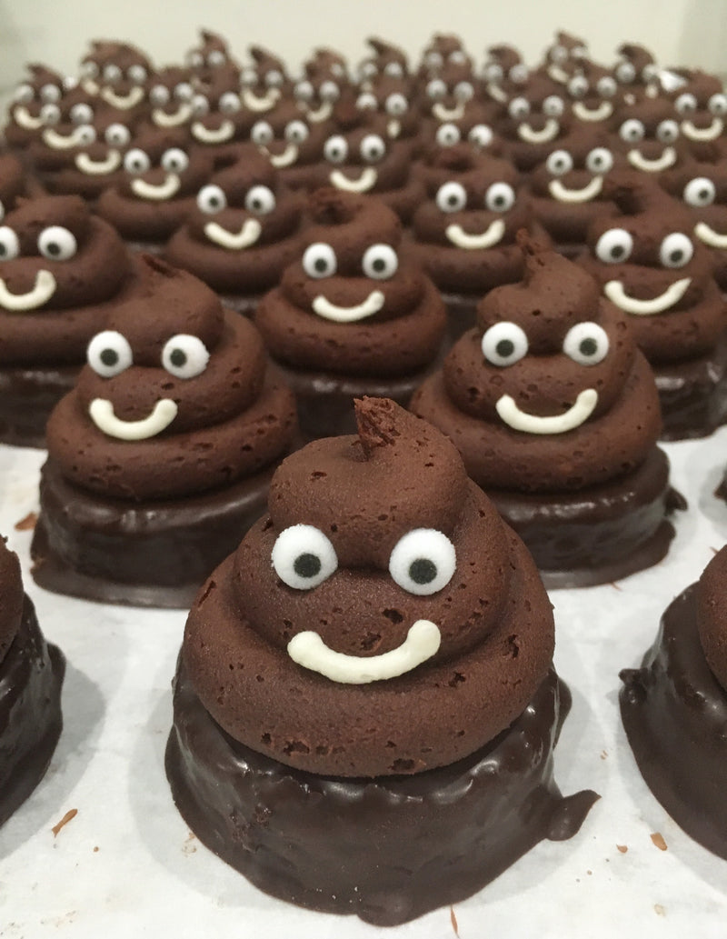 Brownie Bite Emojis