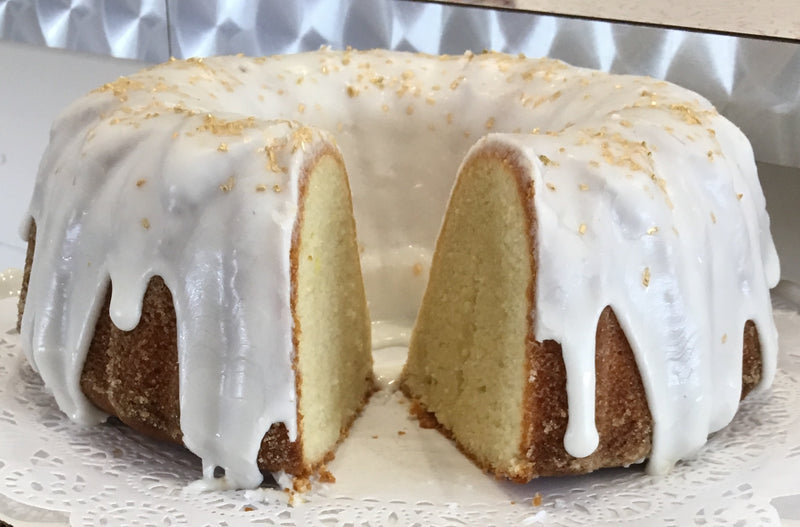 GF Lemon Lover's Delight Cake
