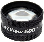 ezView 60D Slit Lamp Lens