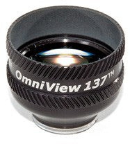 OmniView 137 Slit Lamp Laser Lens