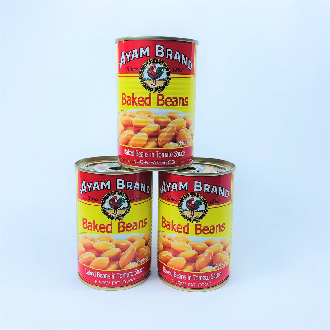 Ayam Brand Baked Beans, 425g