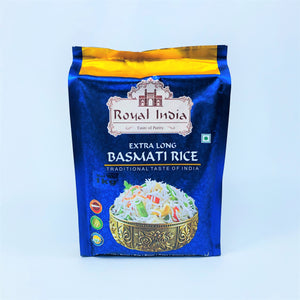 Royal India Extra Long Basmati Rice, 1kg