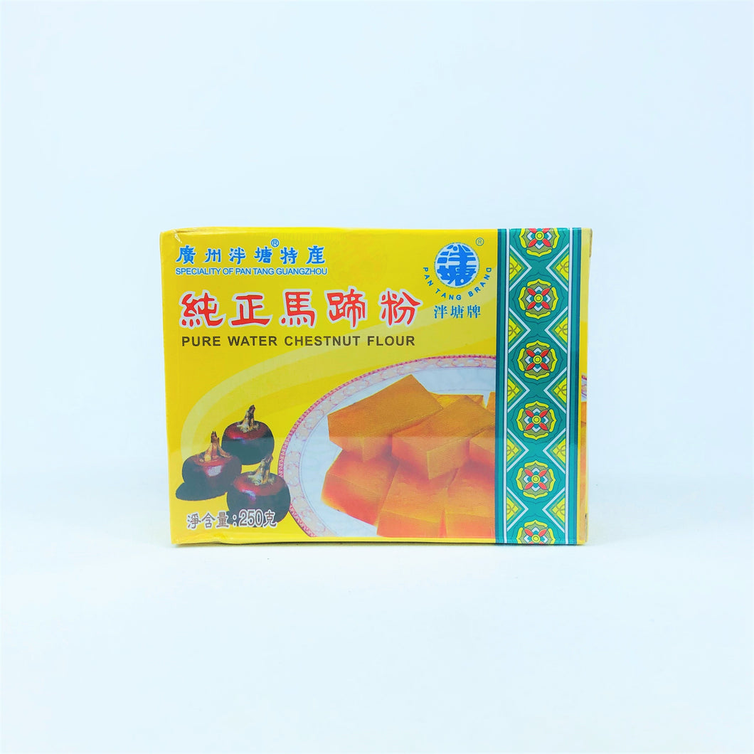 Pan Tang Brand Pure Water Chestnut Flour, 250g