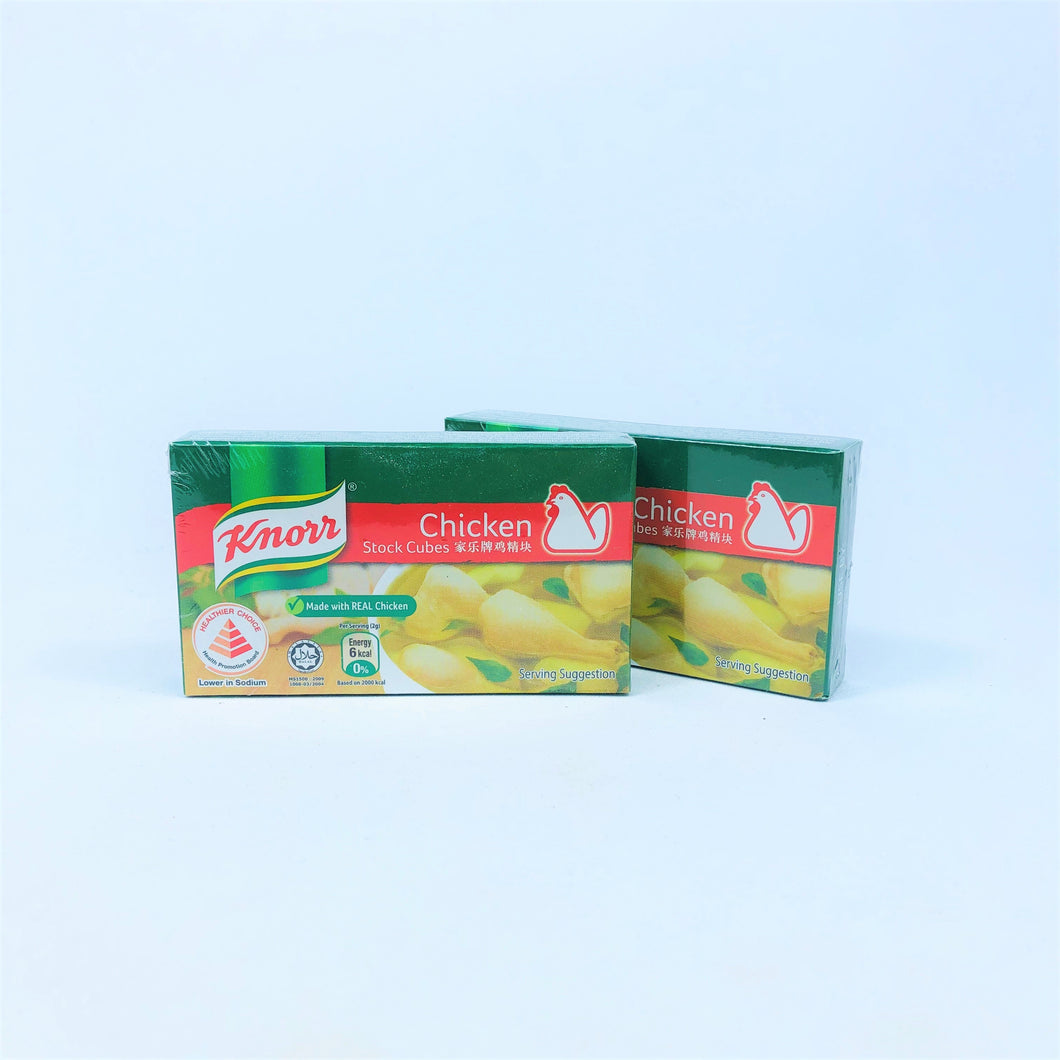 Knorr Chicken Stock Cubes, 60g