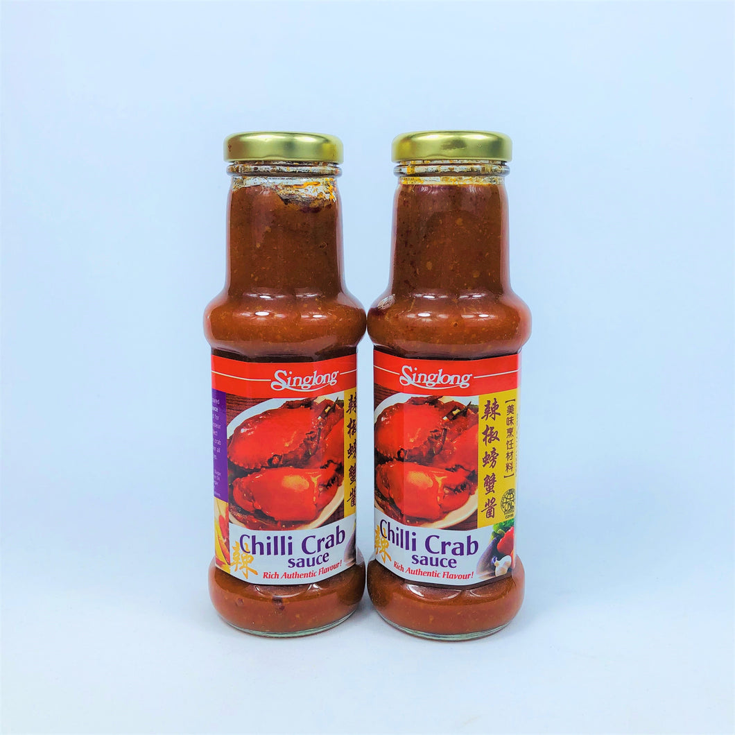 Singlong Chilli Crab Sauce, 230g