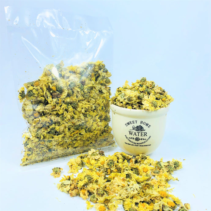 Dried Chrysanthemum Flower, 100g