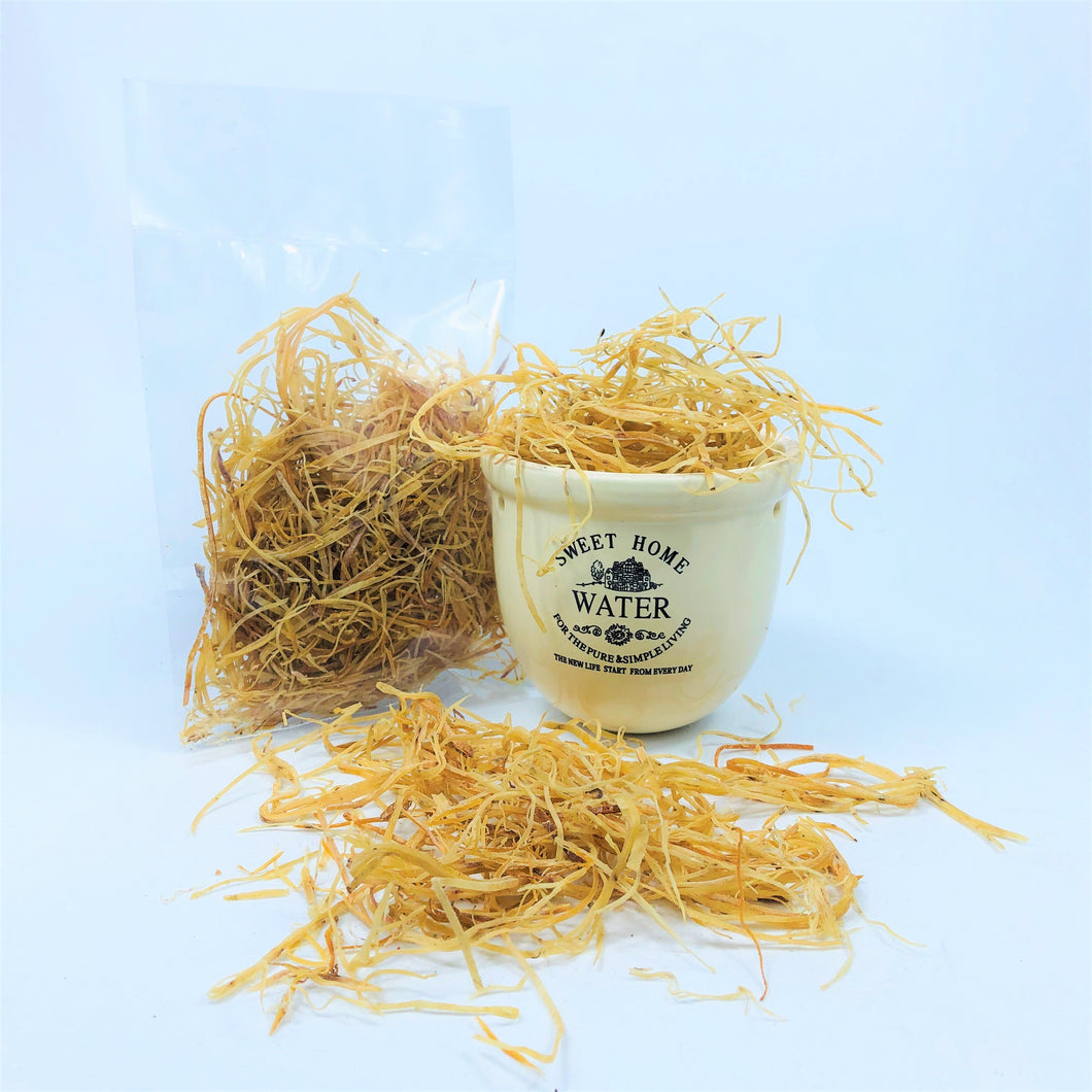 Dried Shredded Cuttlefish (a.k.a You Yu Si), 50g