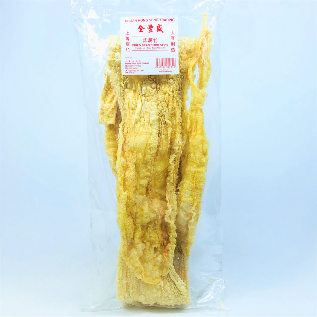 Fried Dried Bean Curd Stick, 100g
