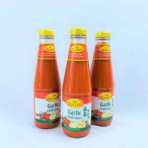 Garlic Chilli Sauce