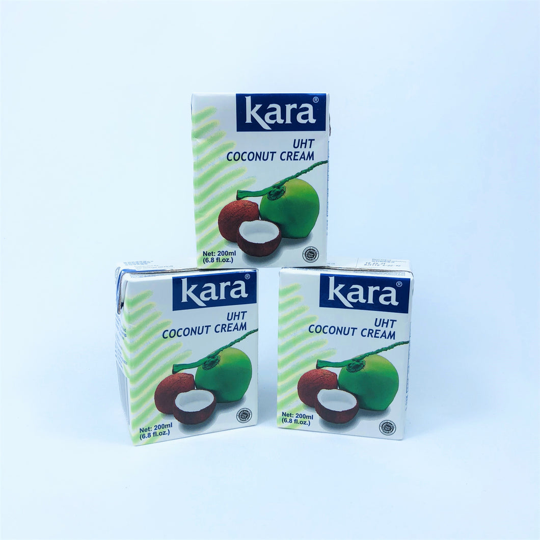 Kara UHT Coconut Cream (S), 200ml