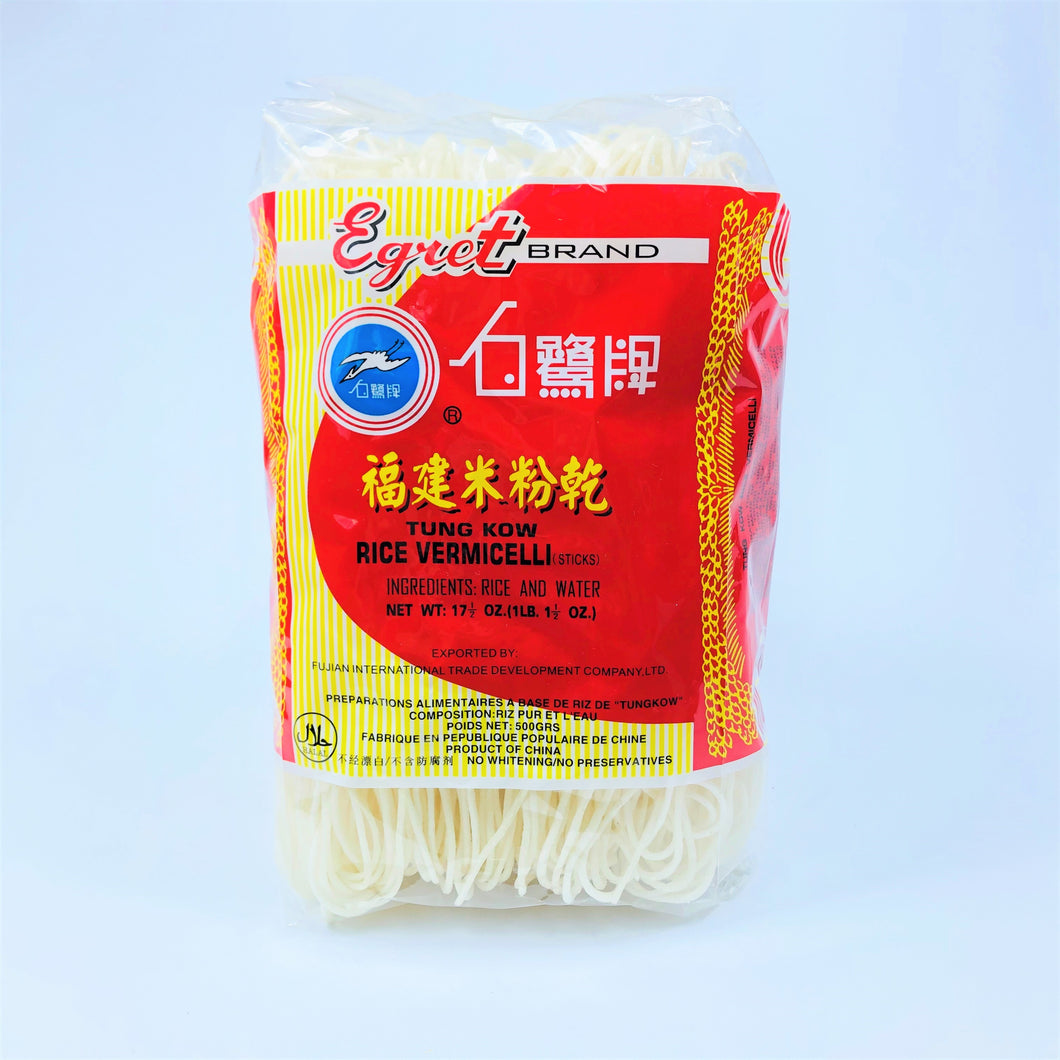 Tung Kow Rice Vermicelli (Sticks), 496g